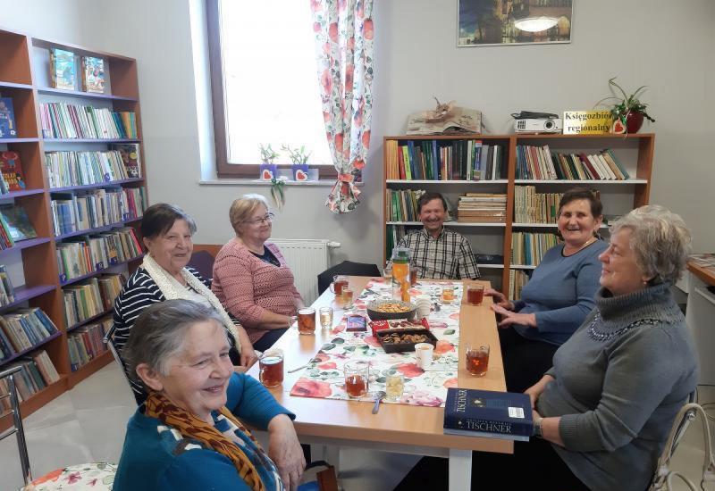 Majowe spotkania Dyskusyjnego Klubu Książki w Ostrowsku