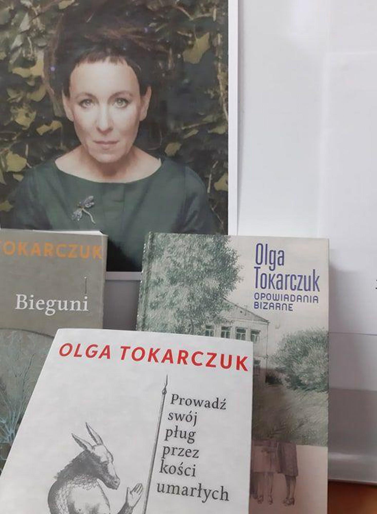 """,,Spotkanie z literaturą"""" w Bibliotece Publicznej w Harklowej"""